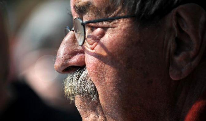 Ausstellung von Günter Grass in der Rhön (Foto)