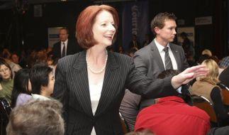 Australia Election (Foto)