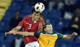 Australien und Südkorea 1:1 bei Asien Cup (Foto)