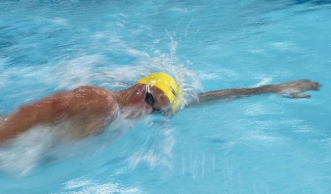 Australier schwimmen schneller als Biedermann (Foto)