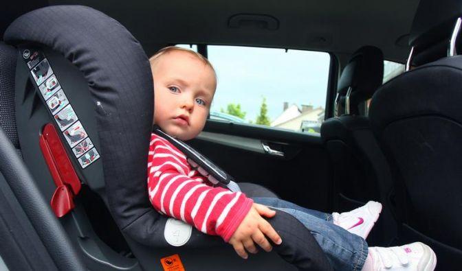 Auto-Kindersitze: Vorsicht bei Nischenprodukten (Foto)