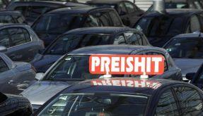 Auto-Neuzulassungen in Europa fallen um 15 Prozent (Foto)