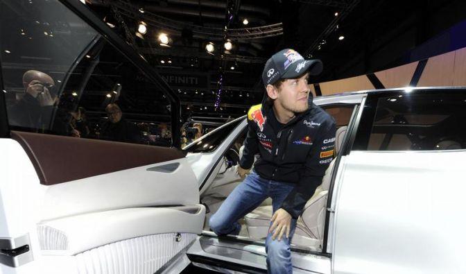Auto-Nobelmarke steigt bei Vettel-Team ein (Foto)