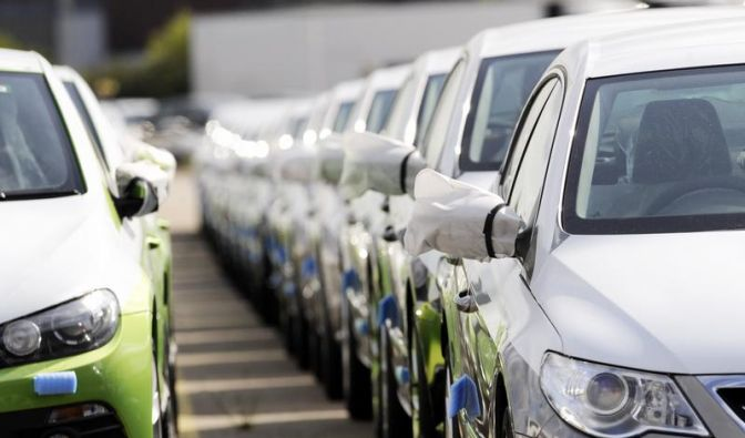 Autoabsatz in der EU bricht weiter ein (Foto)