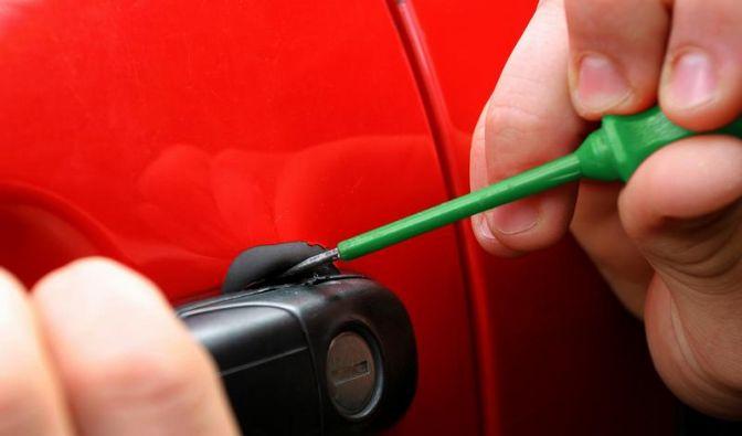 Autodieben die Arbeit möglichst schwermachen (Foto)