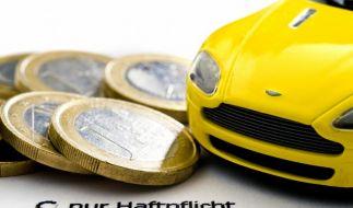 Autofahrer zahlen mehr für Kfz-Versicherung (Foto)