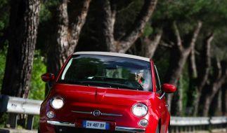 Autofahrt (Foto)