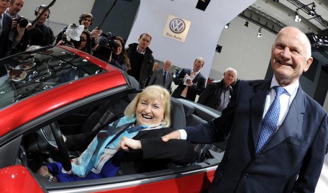 Autoimperium von VW wächst weiter (Foto)