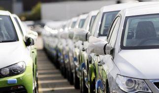 Autoindustrie fährt auf Rekorde zu (Foto)