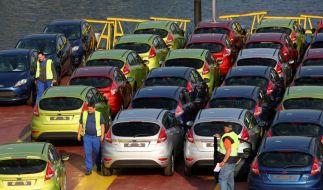 Autokrise in Europa - Produktionsstopps und Bangen um Jobs (Foto)
