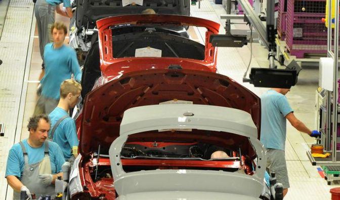Automarkt stabil: Zulassungszahl wie vor einem Jahr (Foto)