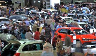 Automobilmesse AMI vor Neustart - Aussteller wieder da (Foto)