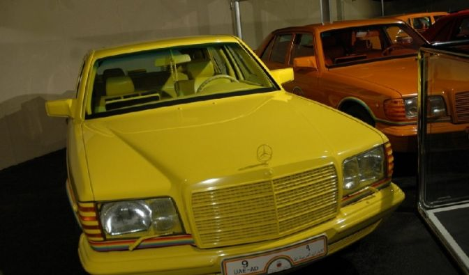 Automuseum Abu Dhabi (Foto)