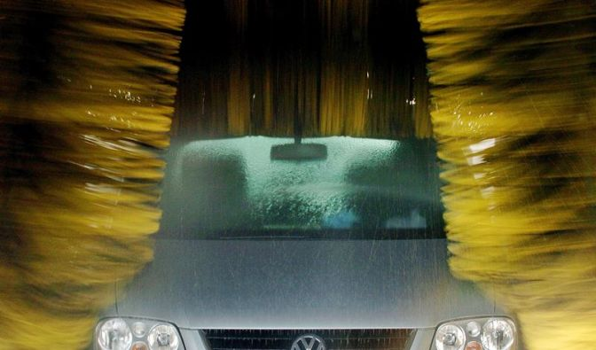 Autopflege (Foto)