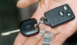 Autoschlüssel (Foto)