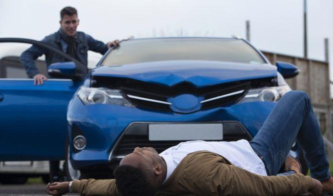 """""""Autospringer"""" terrorisieren Österreichs Straßen. (Foto)"""