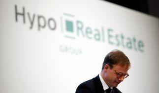 Axel Wieandt, Vorstand der Hypo Real Estate, ist nicht unbedingt zu beneiden. (Foto)