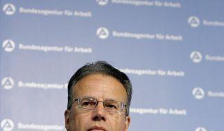 BA-Chef sieht «Grund zur Sorge am Arbeitsmarkt» (Foto)