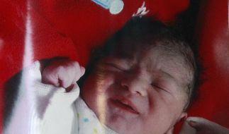 Baby aus Höchster Krankenhaus entführt (Foto)