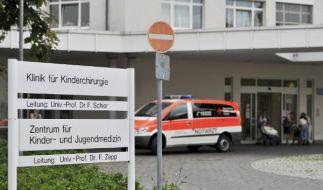 Baby-Tod durch Tropf an der Uni-Klinik Mainz (Foto)