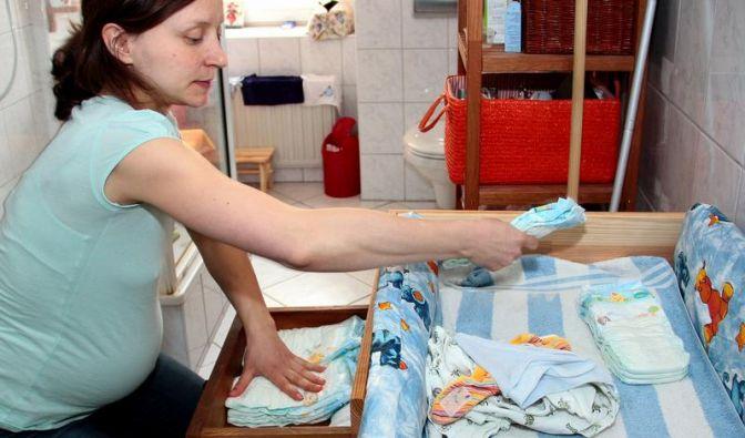 Babys erstes Zimmer: Sicherheit sollte vor Optik kommen (Foto)