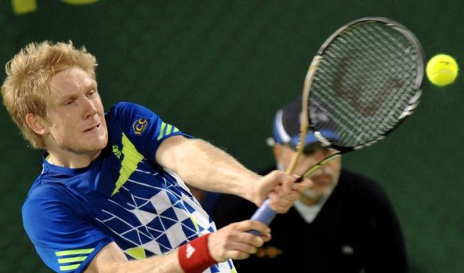 Bachinger in Bukarest im Viertelfinale (Foto)
