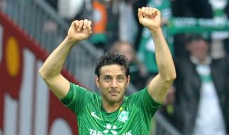 Backpfeife: Bremer Pizarro für zwei Spiele gesperrt (Foto)