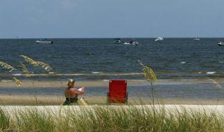Baden in Florida wieder gesundheitlich unbedenklich (Foto)