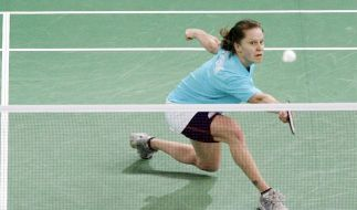 Badminton: Deutschland im EM-Halbfinale (Foto)