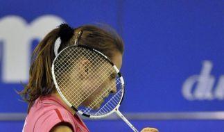 Badminton: Schenk erreicht Finale der German Open (Foto)