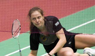 Badminton: Schenk verliert Endspiel der German Open (Foto)
