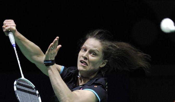 Badminton: Schenk verliert Endspiel der India Open (Foto)