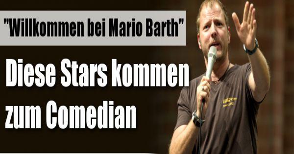 Willkommen bei mario barth 2015 als wiederholung in der for Mediathek rtl spiegel tv