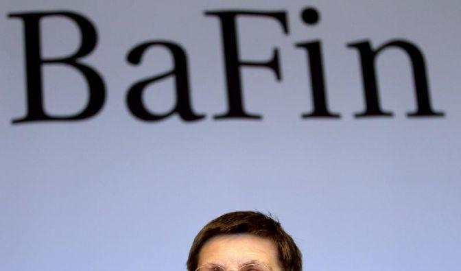Bafin: Keine schnellen Resultate zu Libor-Skandal (Foto)