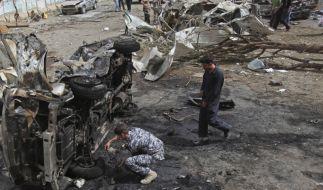 Bagdad Bomben (Foto)