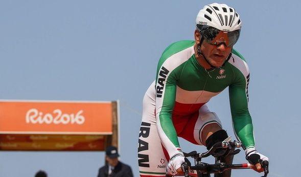 Bahman Golbarnezhad aus dem Iran verunglückte kurz nach dem Start des Paralympics-Radrennens in Rio tödlich.