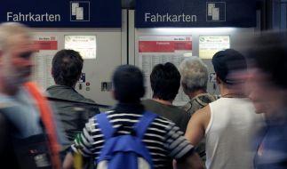 Bahn erhöht die Preise (Foto)