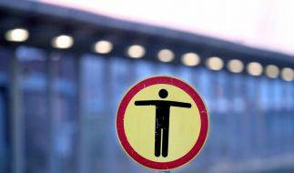 Bahn-Konkurrenten streiken für 47 Stunden (Foto)