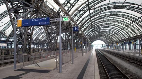 Bahn-Streik 2015