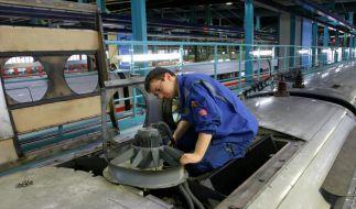 Bahn und Siemens untersuchen Klimaanlagen (Foto)