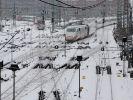 Bahn und Winter (Foto)