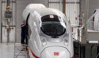Bahn will Gratis-ICE (Foto)