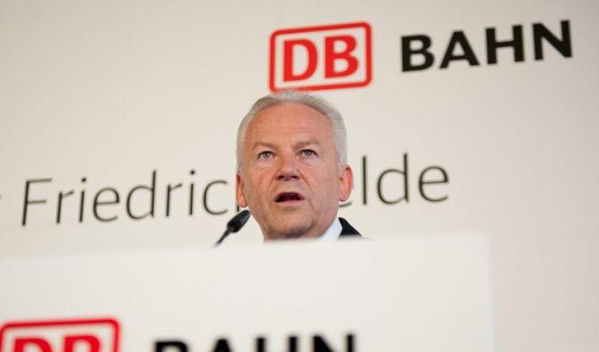 Bahnchef erwartet mehr Zugverspätungen wegen Baustellen (Foto)