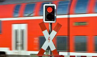 Bahnstreik (Foto)