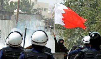 Bahrain-Kontroverse: «Nur Sport, keine Politik» (Foto)