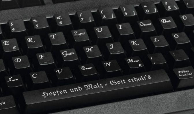 Bairisch (Foto)
