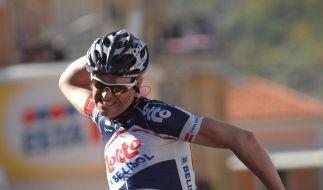Bak holt Giro-Etappensieg - Rodriguez bleibt vorn (Foto)