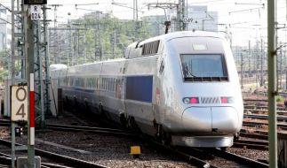Bald auch in Deutschland? Ein Zug der französischen Staatsbahn SNCF (Foto)