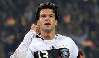Ballack Kandidat für Europas Fußballer des Jahres (Foto)