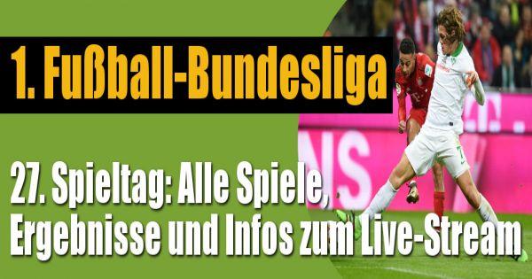 1.fußball bundesliga live